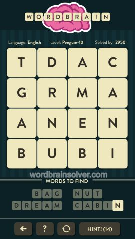WORDBRAIN-PENGUIN-LEVEL-10