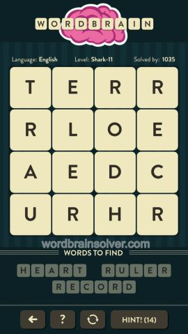 WORDBRAIN-SHARK-LEVEL-11