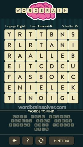WORDBRAIN-ASTRONAUT-LEVEL-17