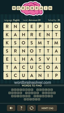 WORDBRAIN-ASTRONAUT-LEVEL-20