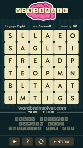 WORDBRAIN-STUDENT-LEVEL-11